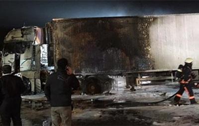 При взрыве грузовика в Стамбуле пострадал украинец