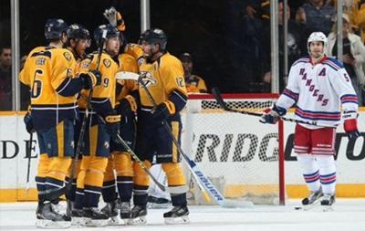 NHL: Победы Вашингтона и Лос-Анджелеса, поражения Детройта и Рейнджерс