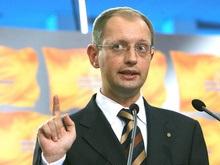 Яценюк напомнил Коже о пятерых свидетелях