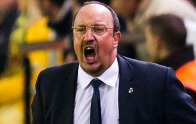 Бенитес: Против меня и президента Реала развернулась кампания в СМИ
