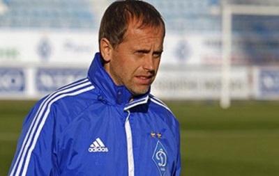 Стали известны помощники Головко в молодежной сборной Украины