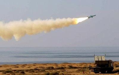 Иран проводил ракетные стрельбы вблизи военных кораблей США