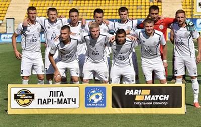 Еще один клуб в чемпионате Украины может прекратить свое существование