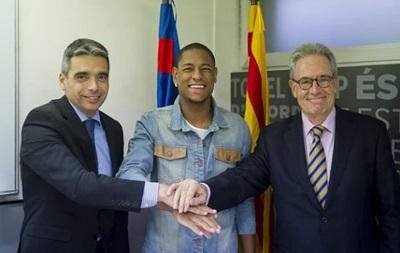 Барселона арендовала бразильского полузащитника