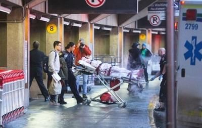 Около 20 пассажиров рейса Air Canada пострадали из-за турбулентности
