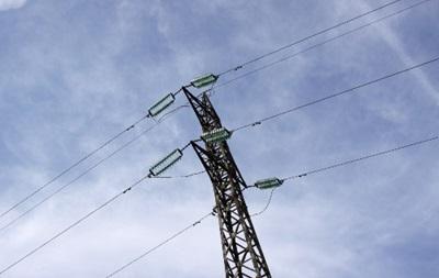 Через відключення енергопостачання Криму вХерсонській області перейшли нарезерви