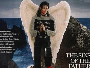 Майкл Джексон стал ангелом