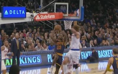 Король баскетбола: Лучшие моменты года от ЛеБрона Джеймса