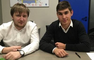 Игрок сборной Украины продолжит карьеру в Бельгии