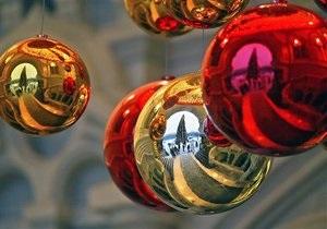 70% украинцев планируют встречать Новый год дома