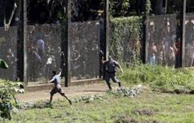 В Гватемале произошел бунт в тюрьме, погибли восемь человек