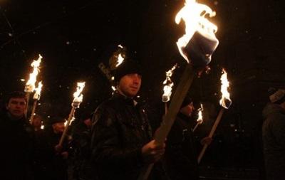 Итоги 1 января: Факельные шествия, скидка на газ