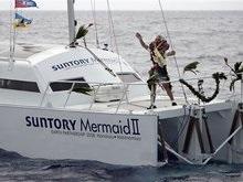 Японец покорит Тихий океан с помощью силы волн