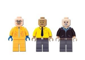 Американская компания выпустила набор Lego Во все тяжкие