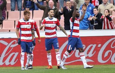 Коноплянка не спас Севилью от поражения в матче с Гранадой