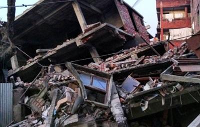 Землетрясение в Индии: четыре человека погибли, 100 получили ранения