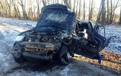 Под Львовом военный джип попал в ДТП: есть жертвы