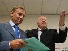 Луговой и Жириновский проведут пикет у британского посольства