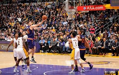 NBA: Финикс украинца Леня проиграл девятый матч подряд