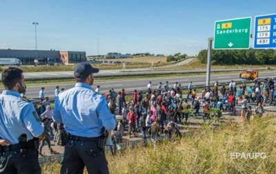 Дания вводит погранконтроль на границе с Германией