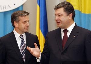 Порошенко заявил об улучшении отношений с Россией