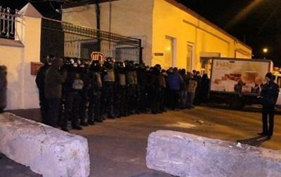 На фабрике в Житомире заявили о ранении сотрудников