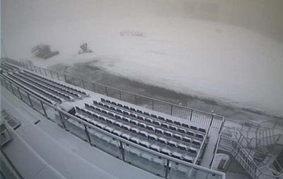 Завалило снегом: Как выглядит Оберхоф, в котором отменили гонки по биатлону
