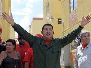 Чавес призвал соотечественников готовиться к войне