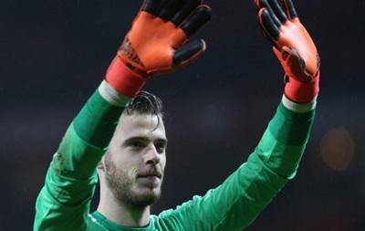 Вратарь МЮ: Наш клуб должен выиграть Лигу Европы