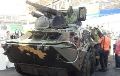 Укроборонпром показал новый бронетранспортер