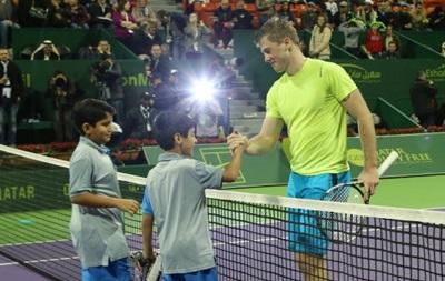 Марченко обіграв російського тенісиста на шляху до 1/4 фіналу турніру АТР в Досі