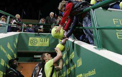Марченко вийшов у півфінал турніру АТР в Досі, де може зіграти з Надалем