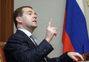 Все в космос прут: Медведев заинтересовался освоением Луны и дальнего космоса