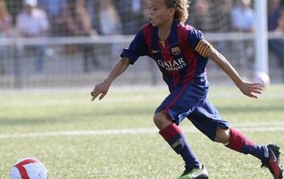Челси пытается переманить 12-летнего гения из Барселоны