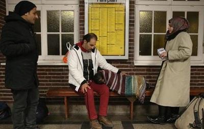 Deutsche Bahn грозит прекратить сообщение с Данией