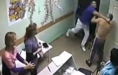 В России врач одним ударом убил пациента