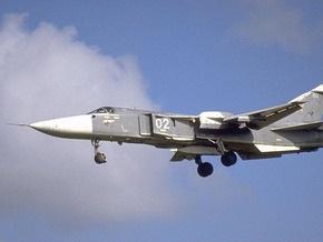 В России разбился второй за несколько дней бомбардировщик Су-24