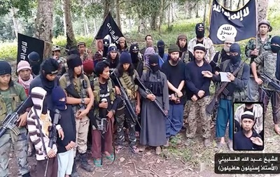 У ИГИЛ появилась провинция на Филиппинах – СМИ