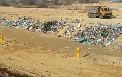 В Крыму начали производить электроэнергию из мусора