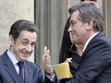 Ющенко рассказал о ПДЧ и позиции Саркози