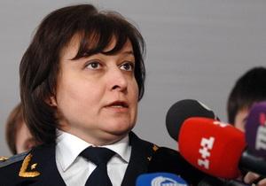 Прокуратура: Вина Павличенко полностью доказана