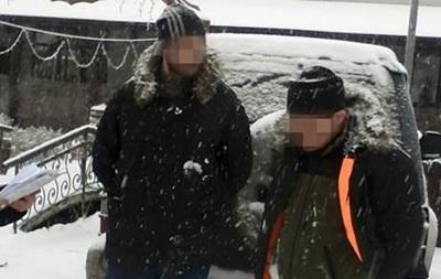 В зоне АТО на взятке задержали двух сотрудников СБУ