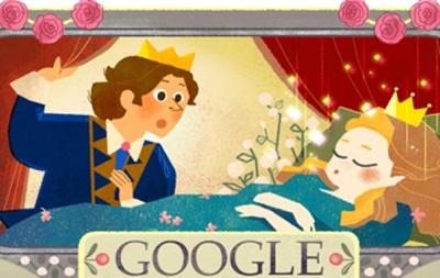 Google присвятив дудл казкареві Шарлю Перро