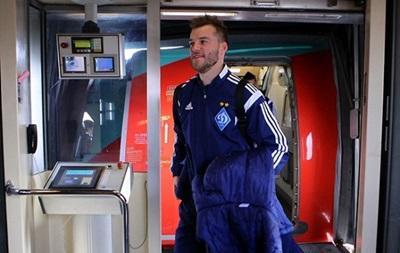 Динамо Киев прибыло на сбор в Испанию