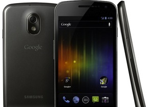 Google и Samsung представили смартфон Galaxy Nexus