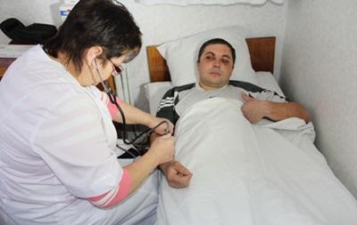 НаЧернігівщині 16 осіб побили поліцейського і його сім'ю