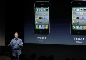 Число предзаказов на iPhone 4s достигло одного миллиона