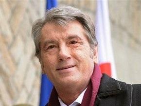 Ющенко предоставил писанки из своей коллекции для выставки