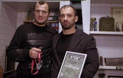 Днепропетровский бизнесмен вернул Зозуле медаль финалиста Лиги Европы