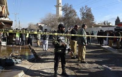 Теракт у Пакистані: 14 загиблих